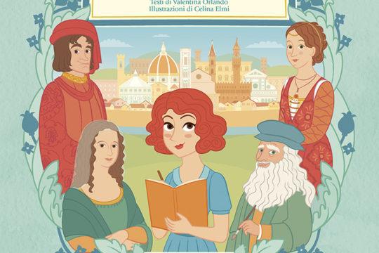 Il Rinascimento per Gioco libro per bambini