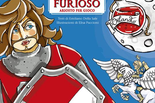 Orlando Furioso libro per bambini