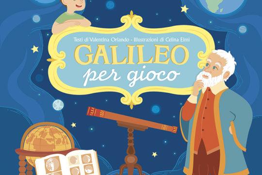 Libro per bambini su Galileo